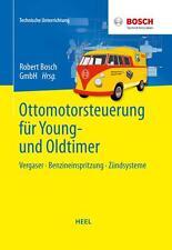 Ottomotorsteuerung für Young- und Oldtimer-Vergaser-Benzineinspritzung-Zündung