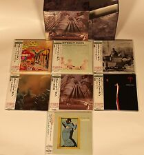Steely Dan - 7 Mini LP CD Japan 2000 + Promo-Box VERY RARE OUT-OF-PRINT MINT!!!!
