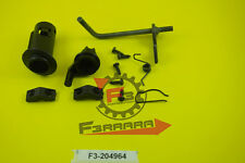 F3-22204964 kit Serratura serrature sella  Vespa ET2 / ET4 / LX tutte - original