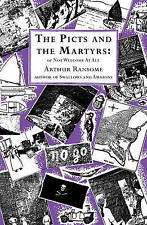 RANSOME,ARTHUR-PICTS AND THE MARTYRS, THE BOOK NEW