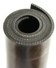 1000x150x3mm mit Gewebe Gummiauflage Gummistreifen Gummi Gummiplatte Gummimatte
