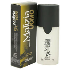 Malizia Uomo Gold by Vetyver Eau De Toilette Spray 1.7 oz Men NIB