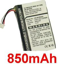 Batterie 850mAh Pour Apple iPod 20GB M9244LL/A, P/N: 616-0159, E225846