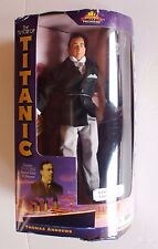 History of Titanic ~ THOMAS ANDREWS Action Figure / Doll - Premiere - New