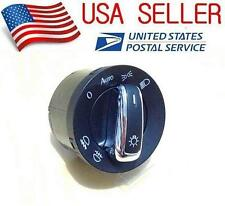 OEM Auto Chrome Headlight Contorl Switch VW Jetta GTI Golf MK5 MK6 PASSAT CC A0R