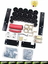 "1994-1997 Chevrolet GMC S-Series Pickup Zone Offroad 2"" Body Lift Kit 2WD/4WD"