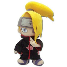 "Authentic Deidara 10"" Naruto Shippuden Anime Great Eastern Stuffed Plush GE-8910"