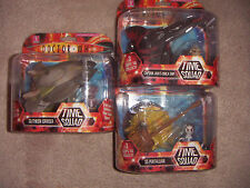 Doctor Who Time Squad Figures + Ships Slitheen Cruiser SS Pentallian Jack Chula