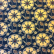 NL212 Floral Geometric Tapestry Flower Garden Heavy Upholstery Home Dec Fabric