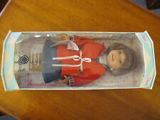 """MIB Euro Girl Diana Collection The Doll Factory Plaid Jacket 18"""" NEW in Case"""