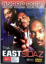 THA EASTSIDAZ  DVD SNOOP DOGG TRAY DEEE GOLDIE LOC XZIBIT(region 0 = ALL REGIONS