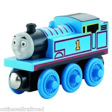 THOMAS the TANK ENGINE Wooden Railway Train NEW