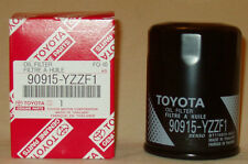 Genuine Toyota Oil Filter 90915-YZZF1 (Quantity of 10)