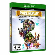 Rare Replay [XBOX ONE - 30 Retro Hit Video Games + One Epic Collection] NEW