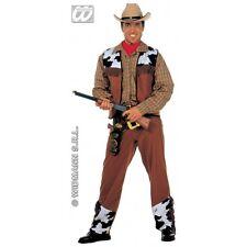 Carnevale 2016 - costume vestito WESTERN COWBOY uomo S