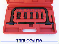 VW/BMW/Ford/Toyota/Honda/ATV Quad/Motorcycle Car Valve Spring Compressor Tool