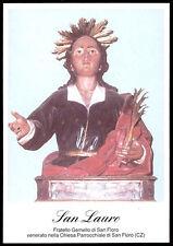 santino-holy card*S.LAURO M.-SAN FLORO