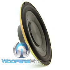 "FOCAL IBUS10 CAR AUDIO 10"" SHALLOW SLIM SUBWOOFER THIN LOW PROFILE SPEAKER NEW"