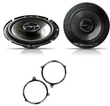 Toyota Corolla 00-06 Pioneer 17cm Rear Door Speaker Upgrade Kit 240W