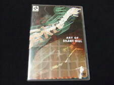 Art of Silent Hill DVD Konami promo creature collection