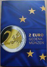 Europa - 2002-2016 - Aufbewahrung - 2 Euro Gedenkmünzen - Euro-Länder