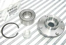 FIAT COUPE 2.0 20V TURBO (1996 to 1999) NEW Front Wheel Bearing & Hub Flange Kit