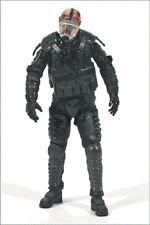 The Walking Dead (Tv) Riot Gear Gas Mask Zombie Series 4 by McFarlane