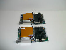 (2) HP Proliant DL585 Server 2.2GHz AMD CPU Heatsink 8GB Riser VRM 390249-0