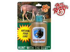 PETE RICKARD - BEAR LURE LH510 HUNTING SCENT NATURAL FOOD LURE - MADE IN USA