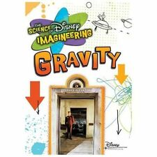 The Science of Disney Imagineering: Gravity  (DVD MOVIE)  BRAND NEW