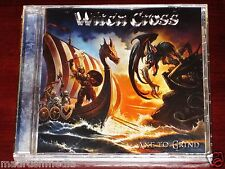 Witch Cross: Axe To Grind CD 2013 Witchcross Hells Headbangers USA HELLS 110 NEW