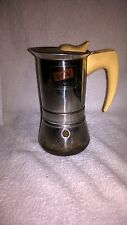 vecchia caffettiera design VEV VIGANO' made in ITALY - rare COFFEE MAKER