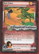 Dragonball Z TCG *Gratis Schutzhülle* | Red feint #142 | 2001