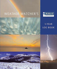 The Royal Meteorological Society Weather Watcher's Three-Year Log Book by...