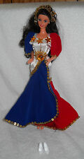 #5355 New Displayed Philippines Flores De Mayo Reyna Banderada Barbie Foreign