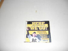 2010-2011 Pittsburgh Steelers HERE WE GO! Fight Song by Roger Wood CD NICE