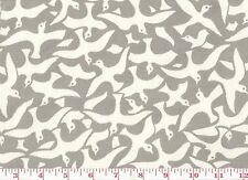 Overstock - PK Lifestyles Drapery Upholstery Fabric Riviera in Flight Dusk Gray