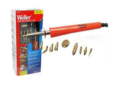 WELLER 30w Woodburning Pen & Pyrography Soldering Hobby Tool Kit 240v WHK30UK