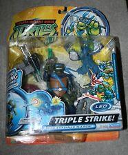 TMNT - Teenage Mutant Ninja Turtles Fast Forward - Triple Strike Leo - NEW!