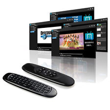 TK668 Wireless Telecomando Tastiera Air Mouse Per XBMC Android TV Scatola