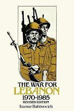 The War for Lebanon, 1970-1985 (Cornell Paperbacks)-ExLibrary