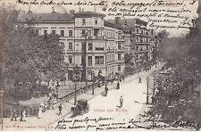 AK Berlin Bendlerstrasse um 1902 nach Paris