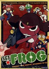 BRAND NEW DVD SET // SGT FROG // SEASON 2 // PART 2 // EPISODES 40-51