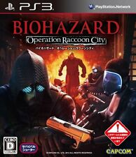 (Used) PS3 BioHazard: Operation Raccoon City [Import Japan]((Free Shipping))