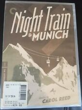 Night Train to Munich (DVD, 2010, Criterion Collection) BRAND NEW