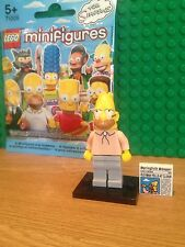 LEGO SERIES 1 SIMPSONS GRAMPA. MINT CONDITION