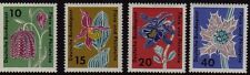 W Germany 1963 Flora & Philately SG 1306/9 MNH