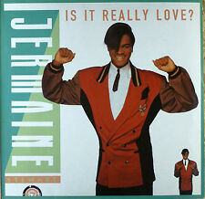 Jermaine Stewart - Is It Really Love ? - Maxi LP - washed - cleaned - L2336