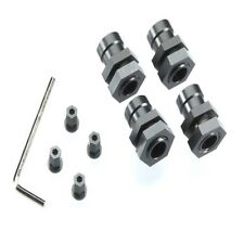 ST Racing ST1654-17GM 17mm Hex Conversion Kit (Gun Metal) TRaxxas Slash 4x4