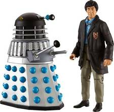 DR WHO THE  2nd DOCTOR DALEK BOX set FIGURE second CLASSIC EVIL